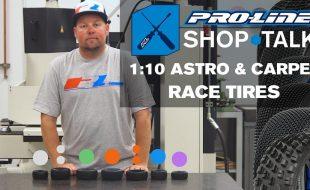 Pro-Line SHOP TALK: Ep. 7 – Race Tire Compounds [VIDEO]