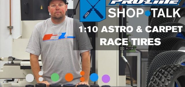 Pro-Line SHOP TALK: Ep. 7 – Race Tire Compounds [VIDEO]