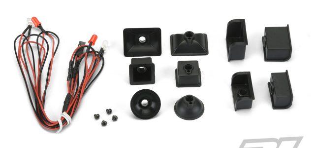 Pro-Line Universal LED Headlight & Tail Light Kit