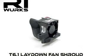 R1 Fan Shrouds For The Team Associated 6.1 Series [VIDEO]