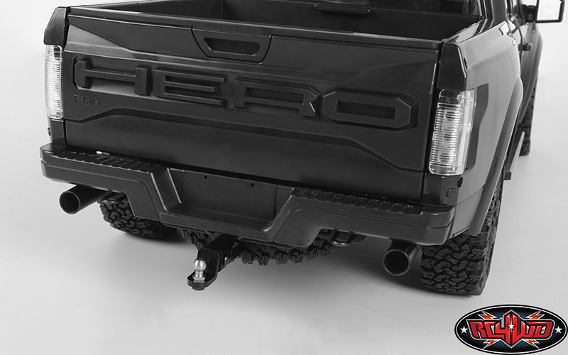 RC4WD 1/10 RTR & ARTR Desert Runner Scale Truck With Hero Body