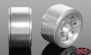RC4WD Classic 8-Hole 1.0″ Beadlock Wheels