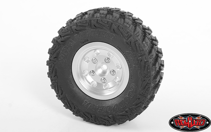RC4WD Classic 8-Hole 1.0 Beadlock Wheels