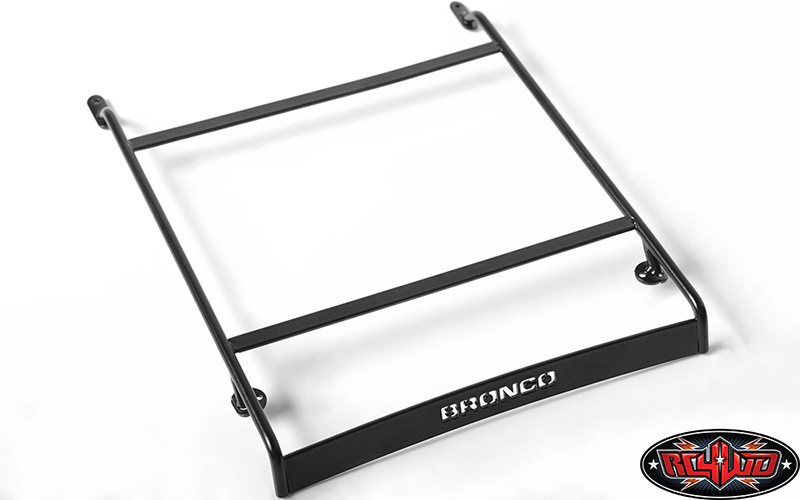 RC4WD King Roof Rack For The Traxxas TRX-4 '79 Bronco Ranger XLT