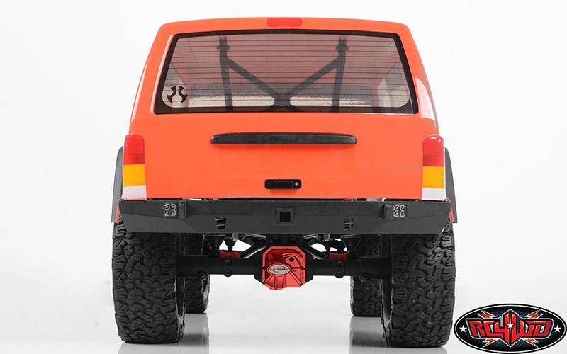 RC4WD Rancho Diff Cover for Axial AR44 (SCX10-II)