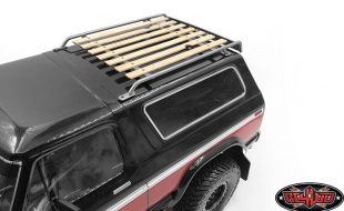 RC4WD Wooden Roof Rack For The Traxxas TRX-4 '79 Bronco Ranger XLT