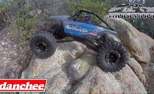 Redcat Danchee Ridgerock In Action [VIDEO]