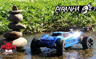 Redcat Racing Piranha TR10 In Action [VIDEO]