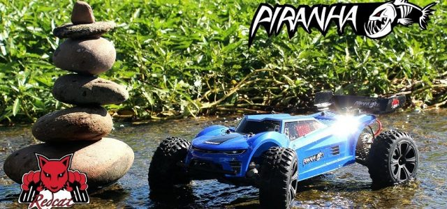 Redcat Racing Piranha TR10 In Action [VIDEO]