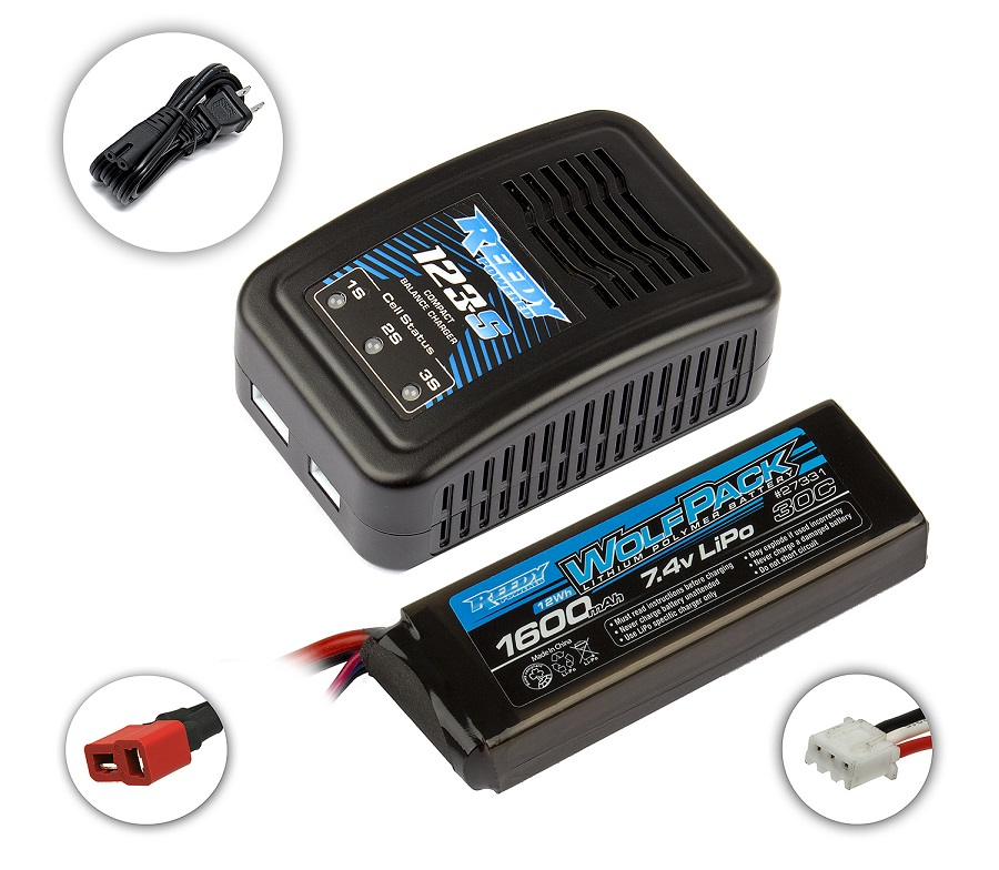 Reedy 123-S Compact Balance Charger