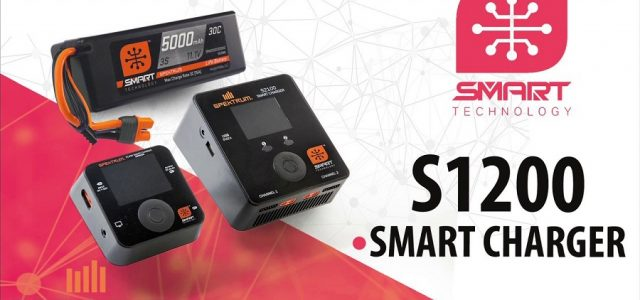 Spektrum S1200 Smart Charger [VIDEO]