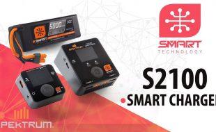 Spektrum S2100 Dual Port Smart Charger [VIDEO]