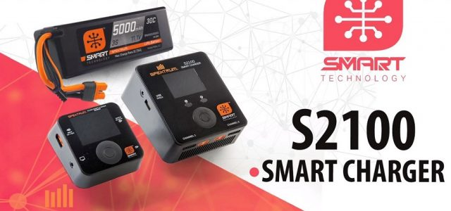 Spektrum S2100 Dual Port Smart Charger [VIDEO]