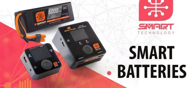Spektrum Smart Batteries [VIDEO]