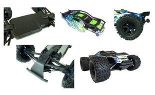 T-Bone Racing Option Parts For The Traxxas E-Revo 2.0