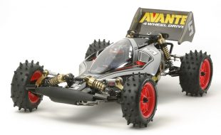 Tamiya Limited Edition Avante Black Special 4wd Buggy Kit