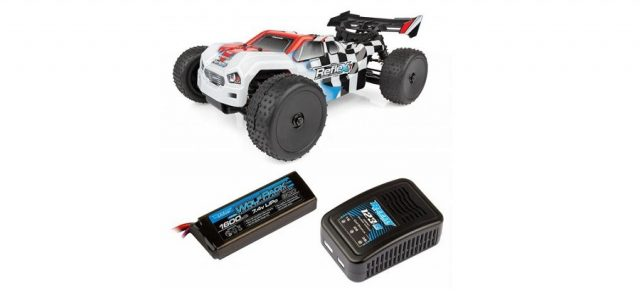 Team Associated Reflex 14T RTR 4WD 1/14 Truggy Combo