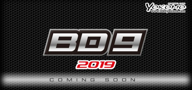 Teaser: Yokomo BD9 1/10 Electric Touring Car