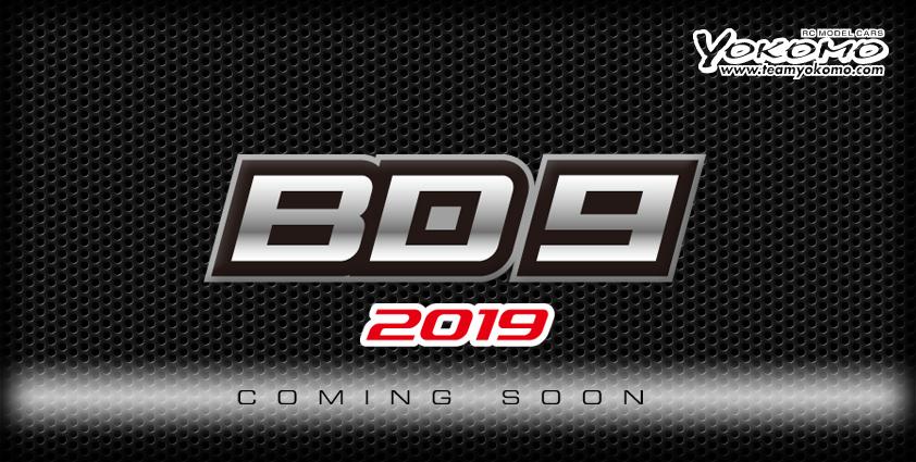 Teaser: Yokomo BD9 110 Electric Touring Car