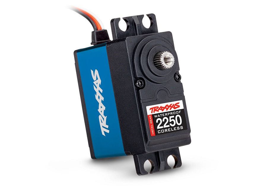 Traxxas 2250 & 2255 High Torque Waterproof Servos