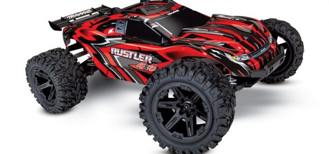 Traxxas Rustler 4X4 Now With Titan Power [VIDEO]