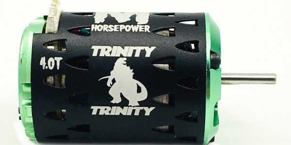 Trinity Monster Even Turn Motors