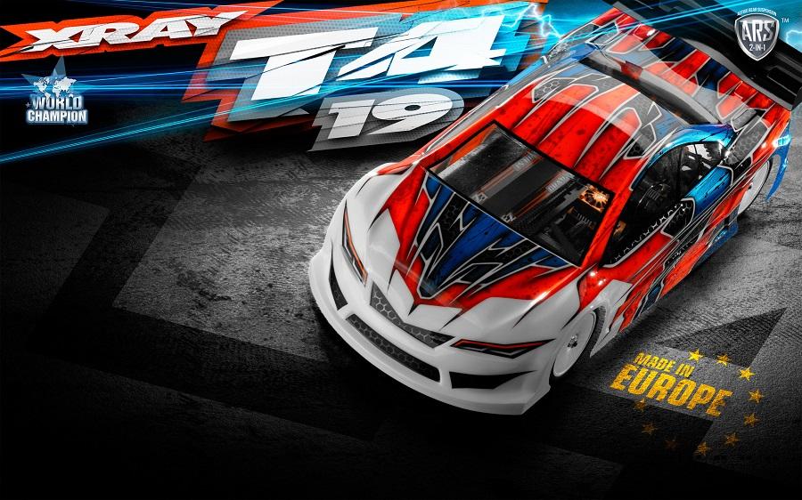 XRAY T4 2019 Touring Car