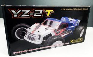 Yokomo YZ-2T 1/10 Stadium Truck Kit Unboxing [VIDEO]