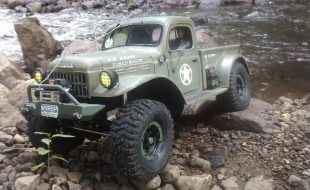 Vintage Scale Perfection: 1946 Dodge Power Wagon [READER'S RIDE]