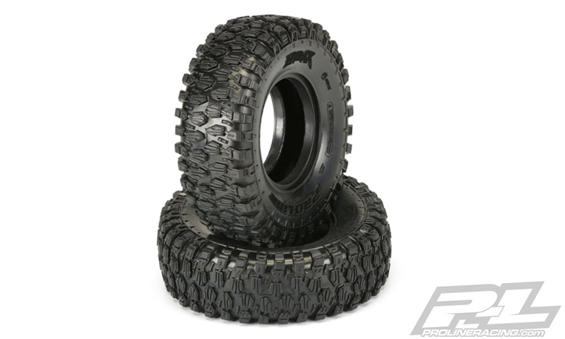 Pro-Line Rock Terrain Truck Tires Now Available In Predator Compound