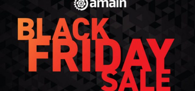 AMain's Black Friday Sale Starts Now!