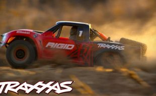 Dirt Heaven Pro-Scale Performance With The Traxxas Unlimited Desert Racer [VIDEO]