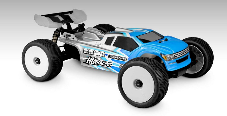 HB Racing Truggy Option Tower & Body