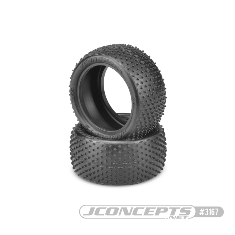JConcepts Nessi & Twin Pins 2.2 Rear Tires