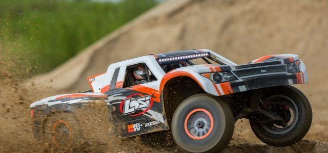 Losi 1/6 Super Baja Rey 4WD Desert Truck BND [VIDEO]