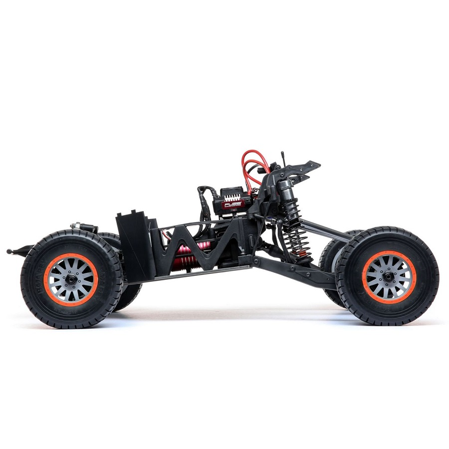 Losi 1/6 Super Baja Rey 4WD Desert Truck BND [VIDEO] - RC ...
