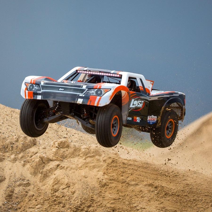 Losi 1/6 Super Baja Rey 4WD Desert Truck BND