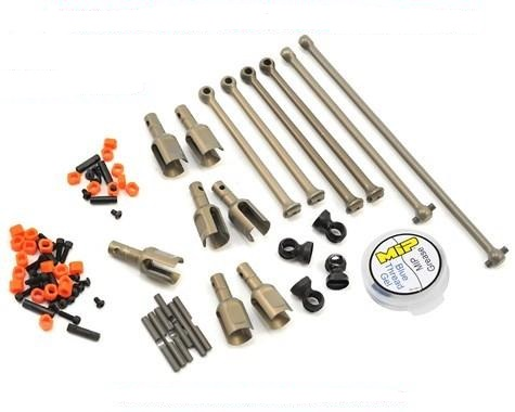 MOD/MIP 13.5 Aluminum Puck System For The HB D418