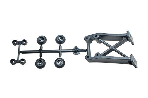 New Option Parts For The Mugen MBX8/8T