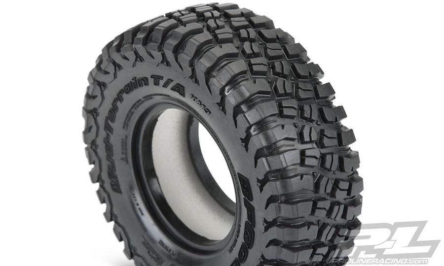"Pro-Line Class 1 BFGoodrich Mud-Terrain T/A KM3 1.9"" (4.19"" OD) Rock Terrain Truck Tires"