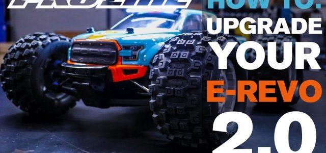 Pro-Line HOW TO: Upgrade Your Traxxas E-Revo 2.0 [VIDEO]