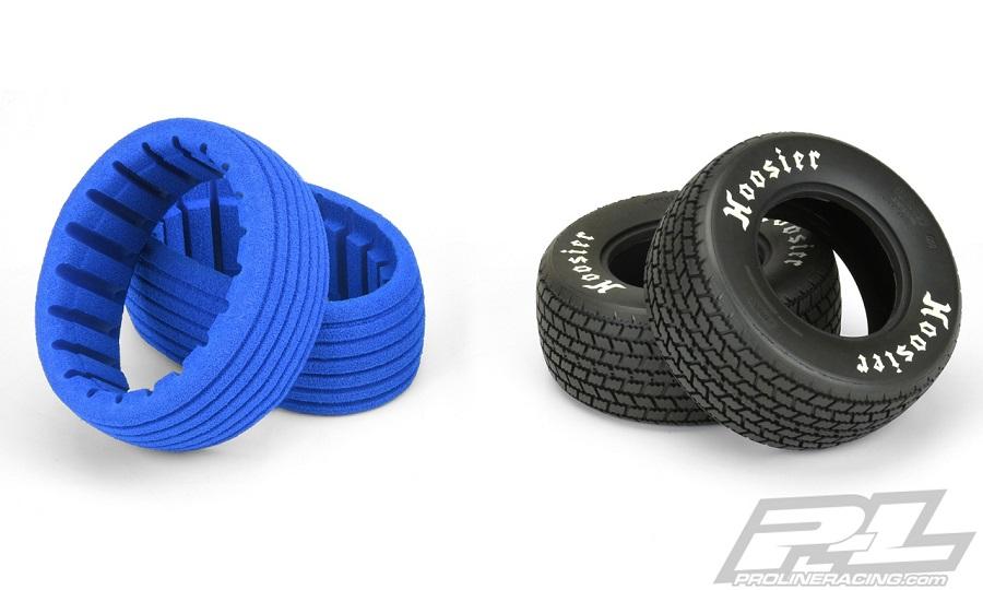 "Pro-Line Hoosier G60 SC 2.2""/3.0"" Dirt Oval SC Mod Tires"