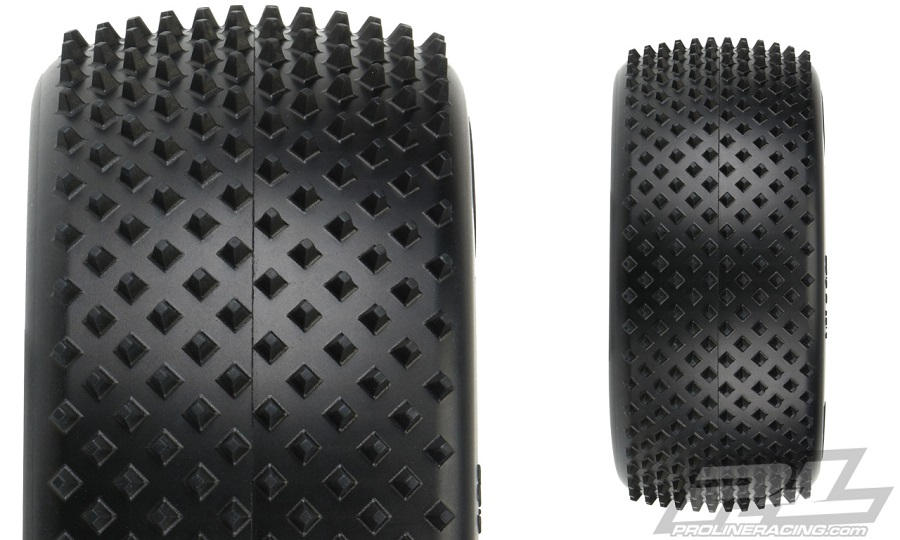 "Pro-Line Pyramid SC 2.2""/3.0"" Off-Road Carpet Tires"