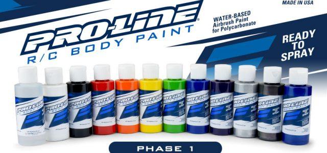 Pro-Line RC Body Paint