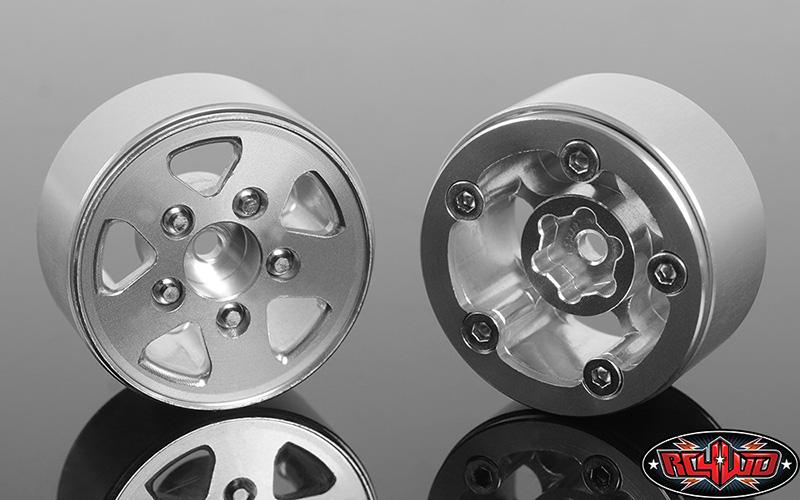 RC4WD JK 1.0 Scale Beadlock Wheels