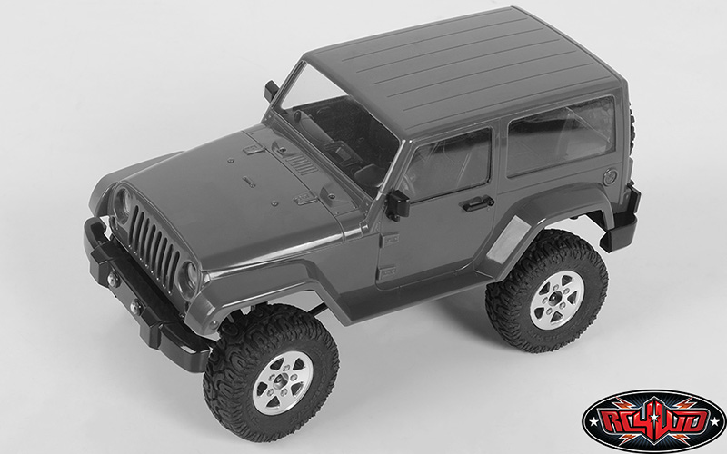 RC4WD JK 1.0 Scale Beadlock Wheels