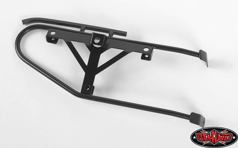 RC4WD King Tire Holder For The Traxxas TRX-4 '79 Bronco Ranger XLT (Black)