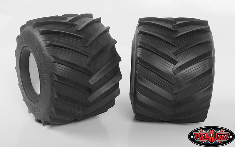 RC4WD Rumble Monster Truck Racing Tires X2S³