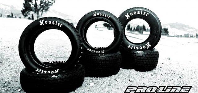 Sneak Peek: Pro-Line Hoosier Tires For Dirt Oval SC Mod & Sprint Car