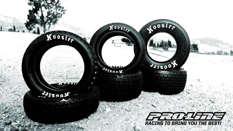Sneak Peek Pro-Line Hoosier Tires For Dirt Oval SC Mod & Sprint Car